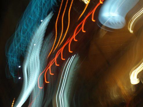 İstanbul Şehir Işıkları #1