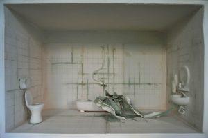 Banyo Sahnesi - Düş Otu Serisi