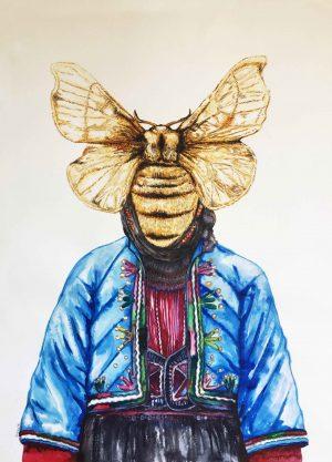 Misyalı Serisi - İpek Böceği