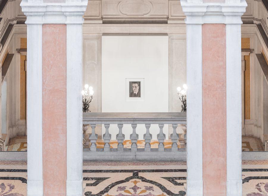 'La Pelle' Luc Tuymans, Palazzo Grassi, Venice