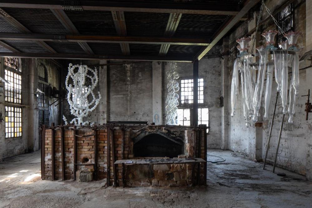 Fondazione Berengo Art Space. © Francesco Allegretto. Fotoğraf Kaynağı: artsy.net