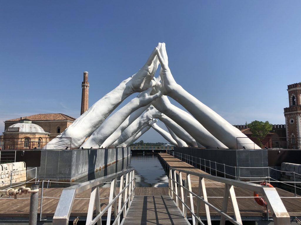 Venedik Bienali'nden. Fotoğraf: Güliz Özbek Collini